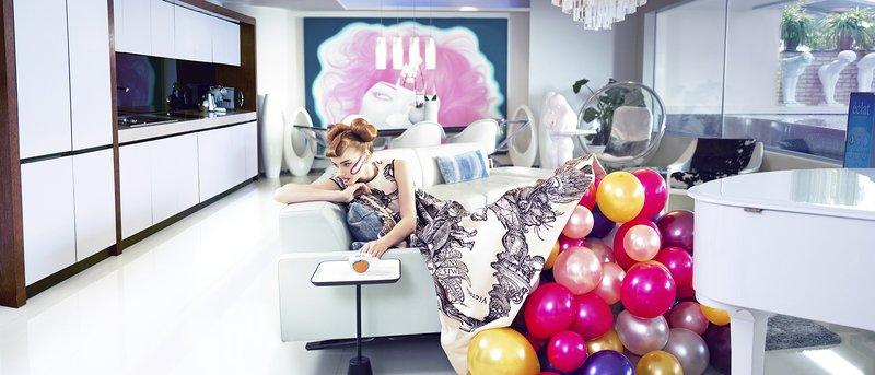 Miami Suite - Living Room