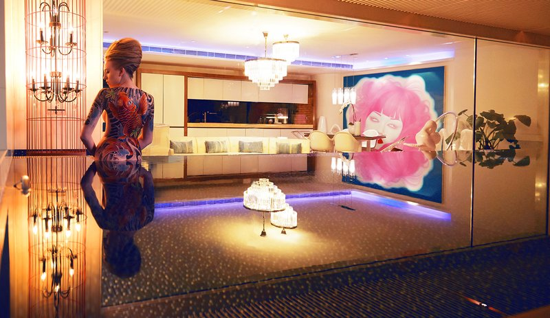 Miami Suite - Lagoon