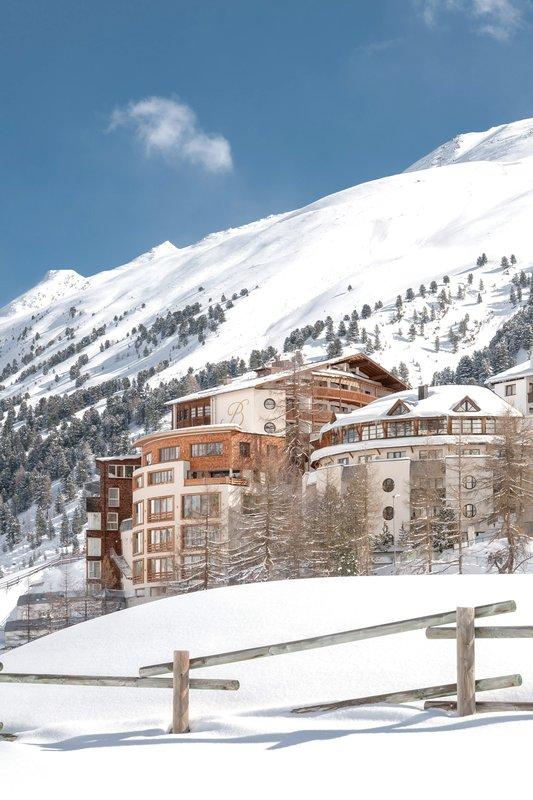 Hotel Bergewelt
