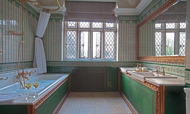 The Italian Suite - Bathroom