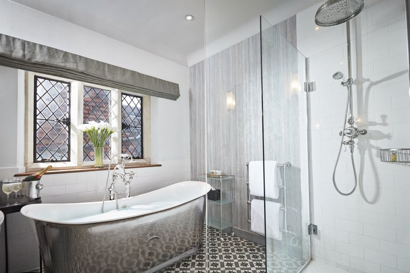The Queen Anne Suite - Bathroom