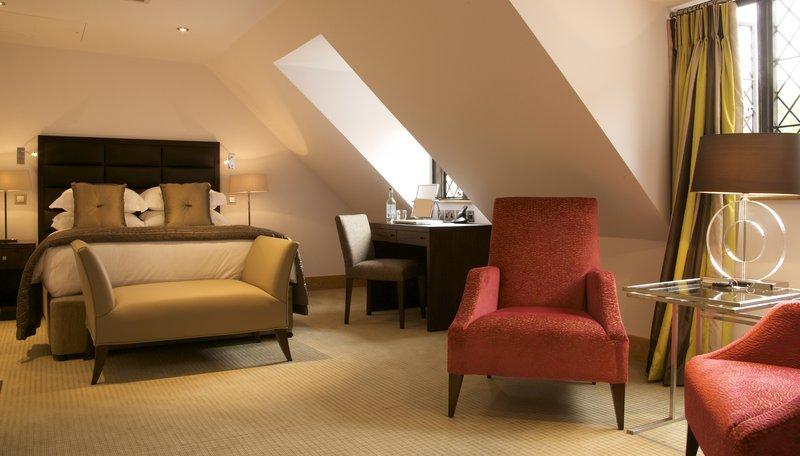 Luxury King Bedded Room