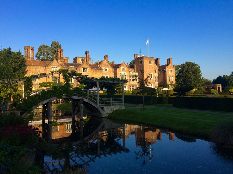 Great Fosters across the Moat