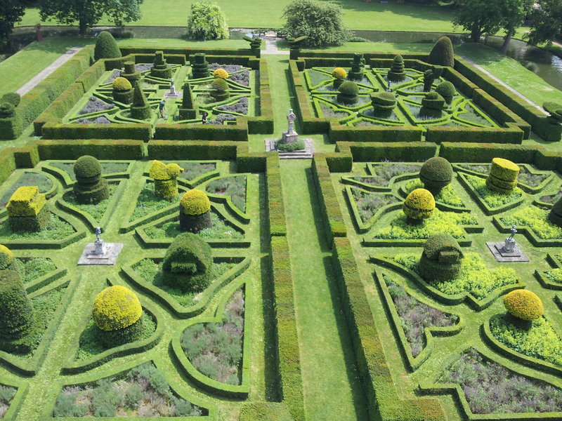 Gardens at Great Fosters