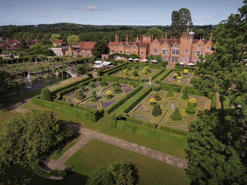 Great Fosters - Bird's Eye View
