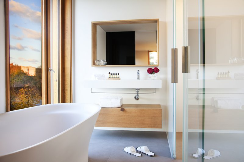 Suite Delux Passiv Bathroom