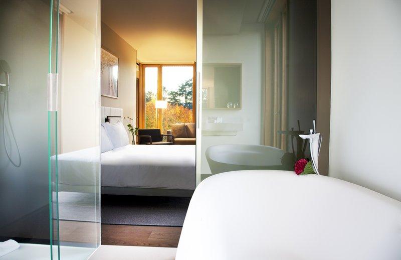 Suite Delux Passiv Baththub