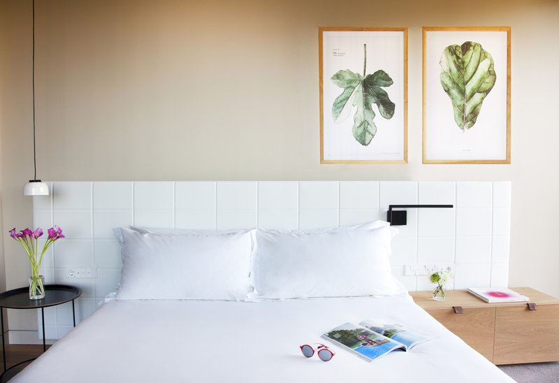 Suite Passiv Room