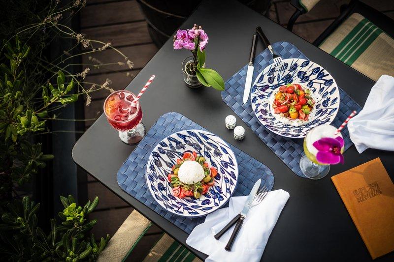 Terrace Dinner