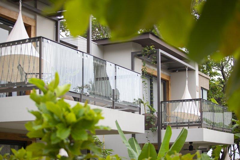 Balcony in Nanku Suite