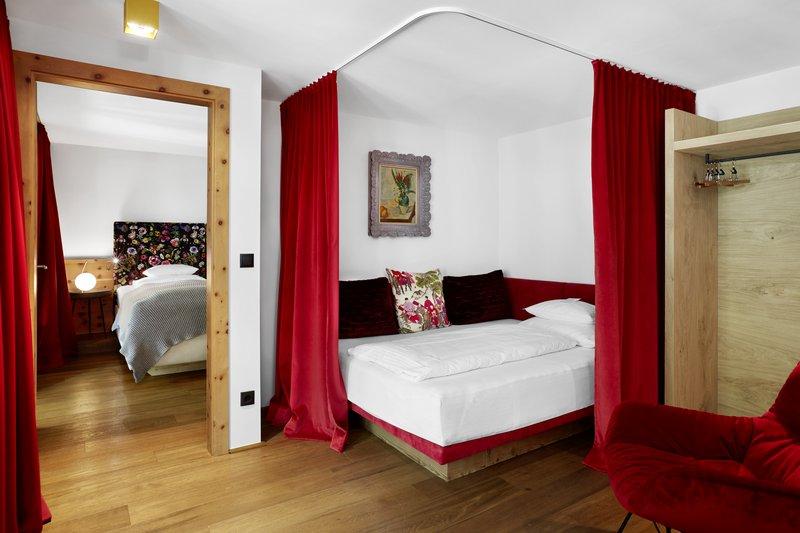 Zillergrundl Salettl Bedroom