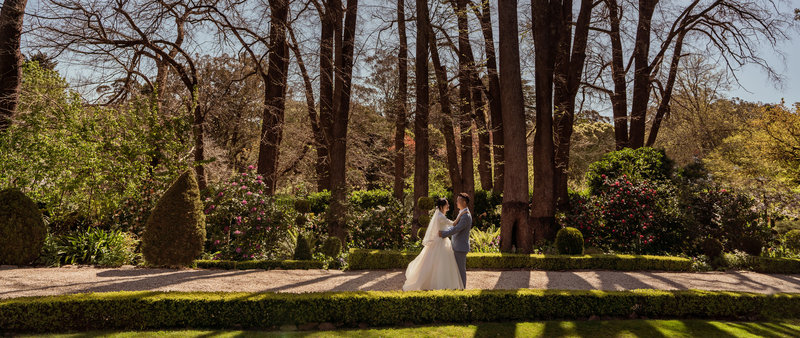 Destination weddings at Thorngrove