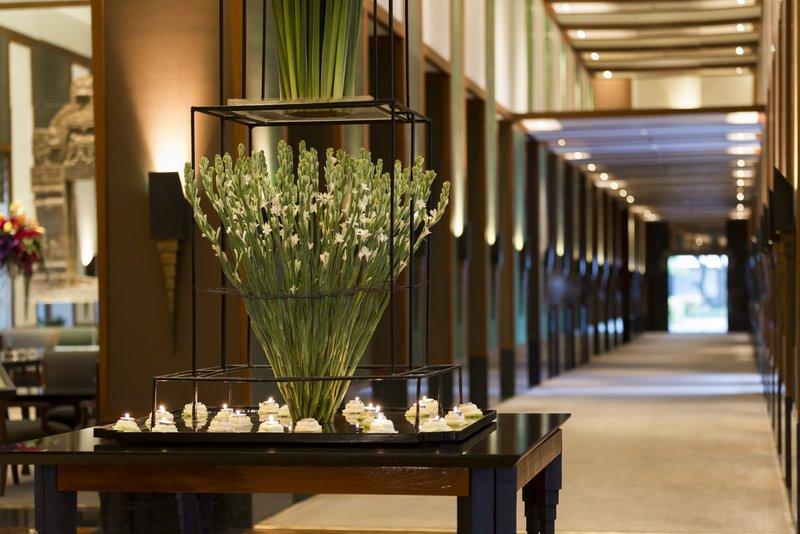 Luxury Lobby Hallway