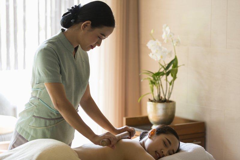 Relaxing Spa Botanica Healing Bamboo