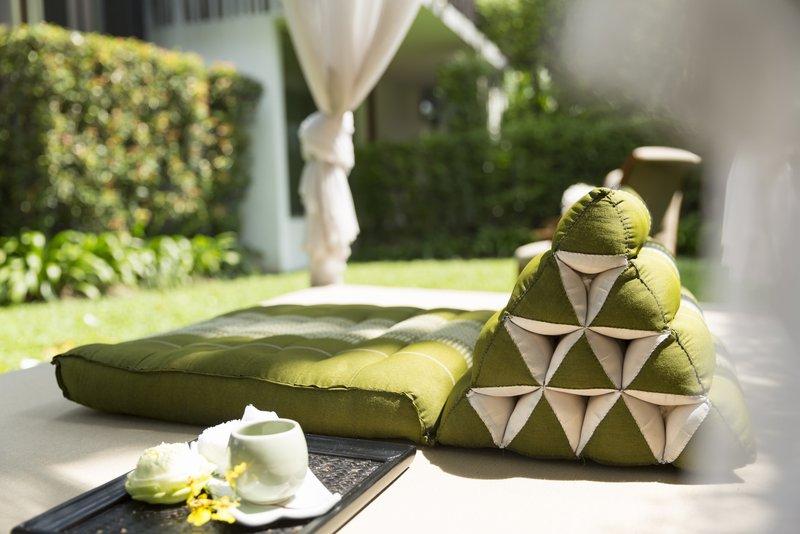 Relaxing Spa Botanica Detail