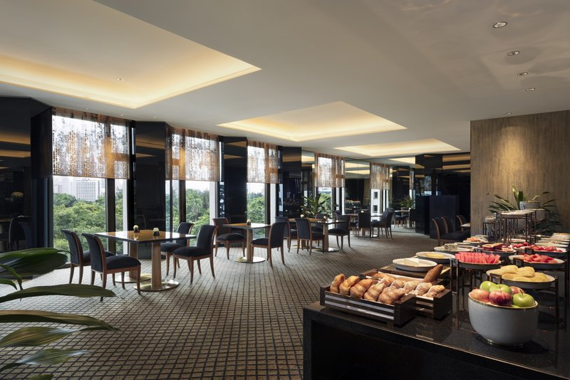 Club Lounge Breakfast Buffet