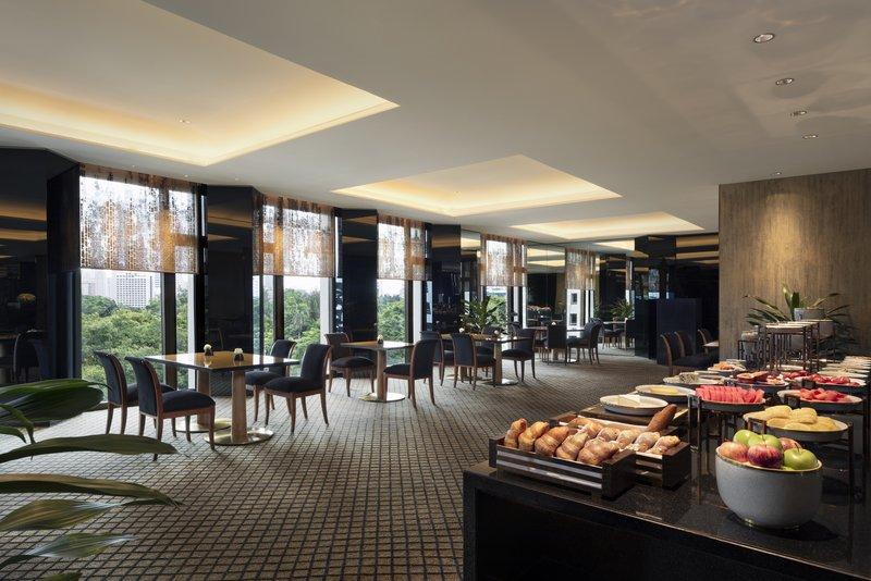 Club Lounge Breakfast Buffet