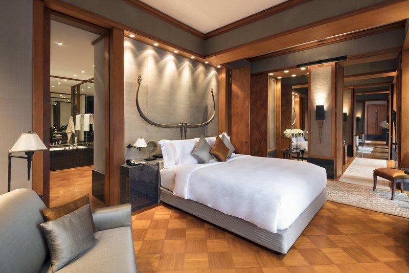 Sukhothai Suite Bedroom