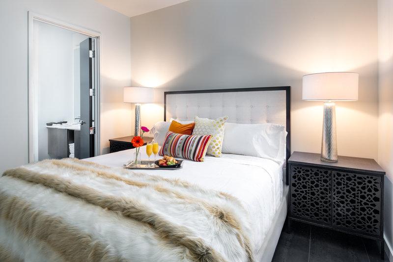 Bunk Suite Bedroom