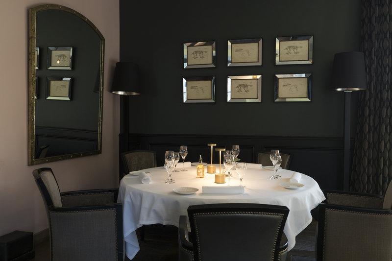 "Gourmet Restaurant ""l'Aupiho"""
