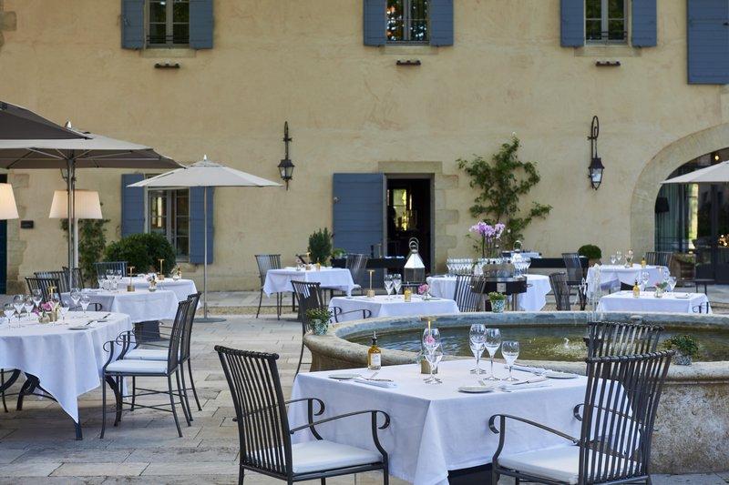 Gourmet Restaurant Terrace