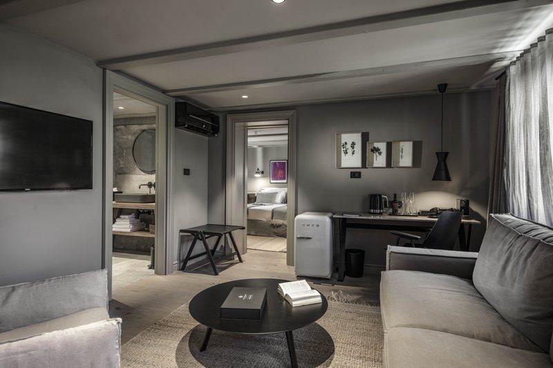 Maisonette Suite First Floor