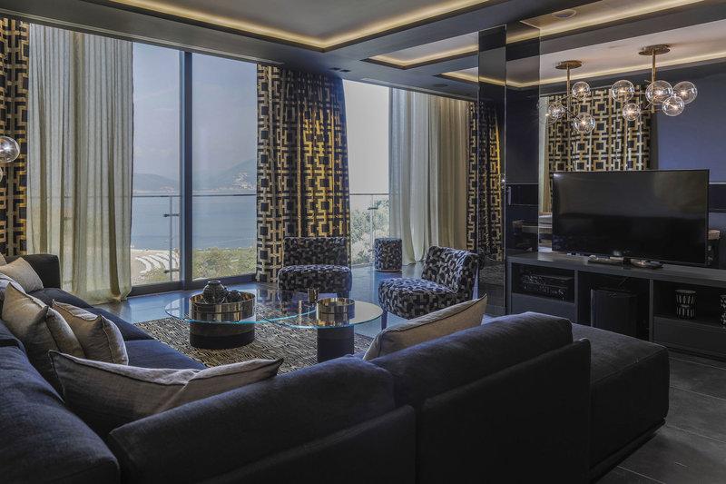 Elena Suite Living Room