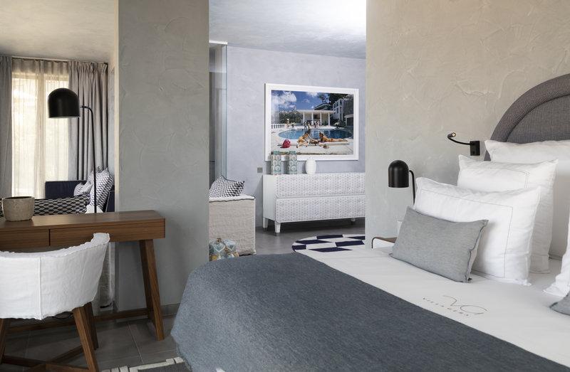 Villa Apollonia - Master Suite