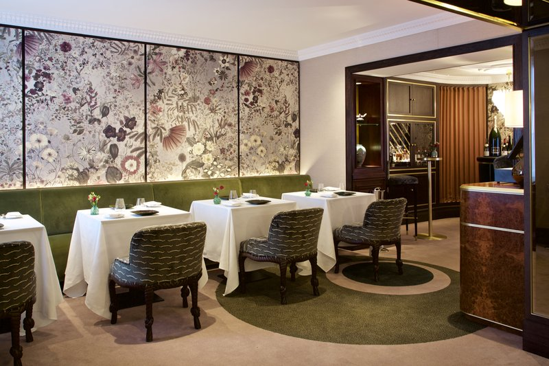 Seven Park Place Michelin-Starred Restaurant