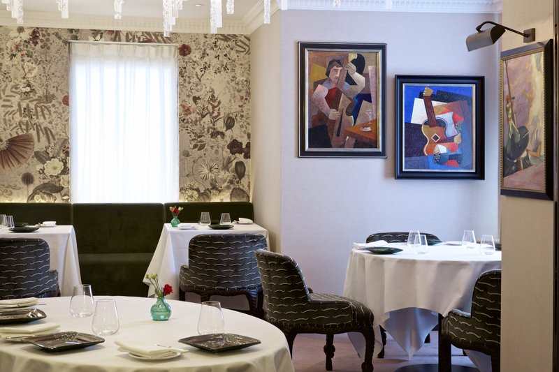 Seven Park Place Michelin-Starred Restaurant