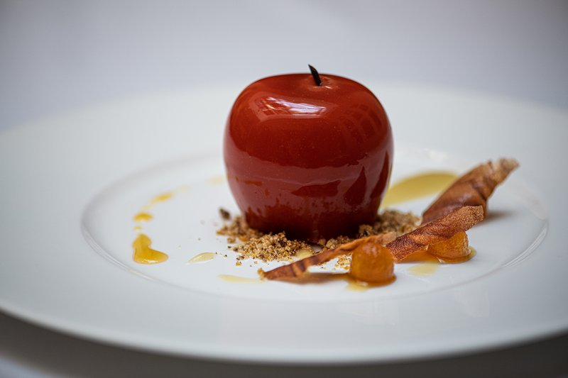 Toffee Apple by William Drabble