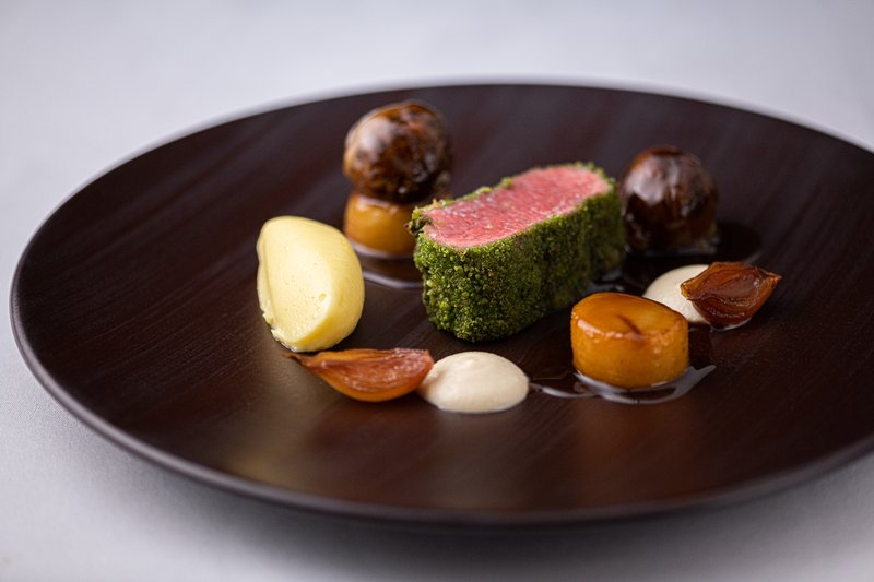 Saddle Of Lamb by William Drabble