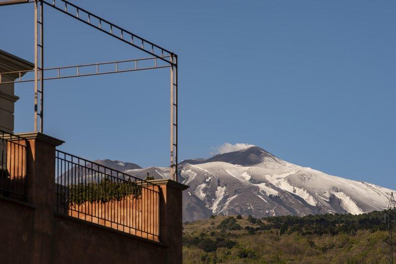 Spectacular Views on Etna Volcano
