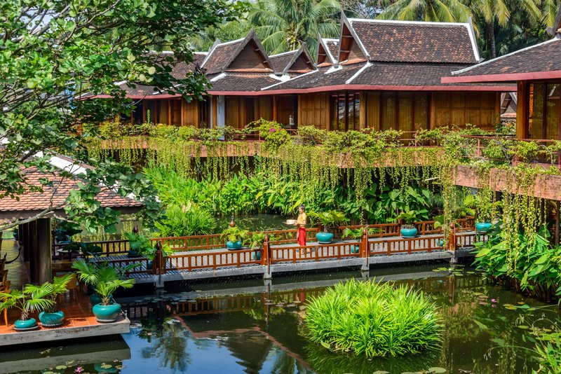 Hotel Pond