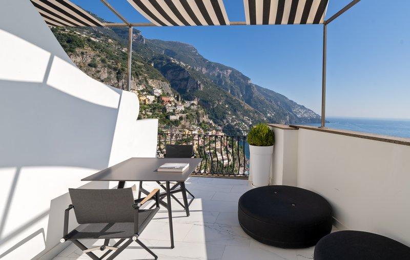 Terrace Room - Private Terrace