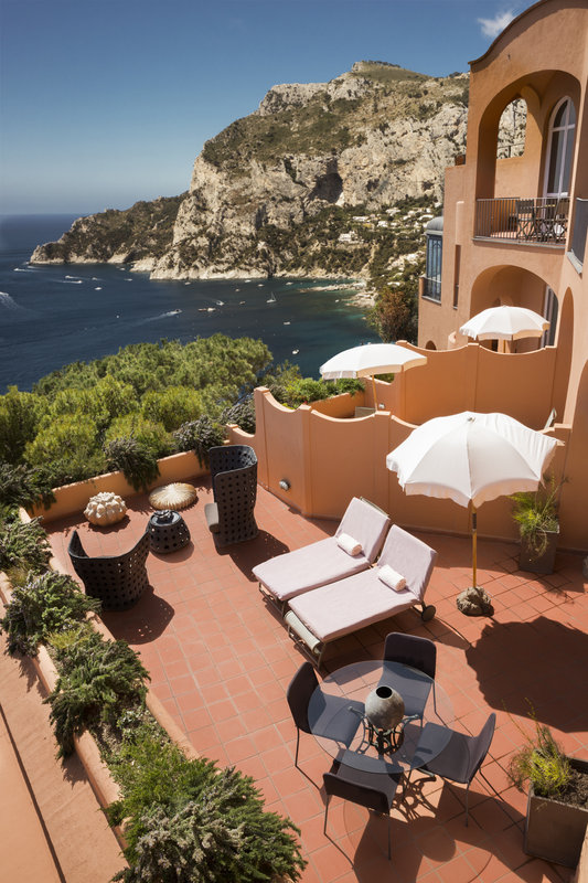 Faraglioni Suite Terrace