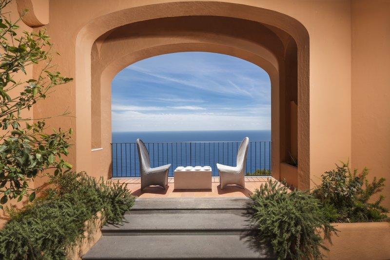 Tragara Suite Terrace