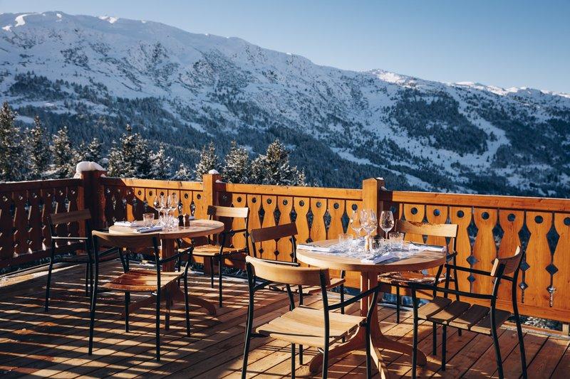 Beef Bar Restaurant Terrace
