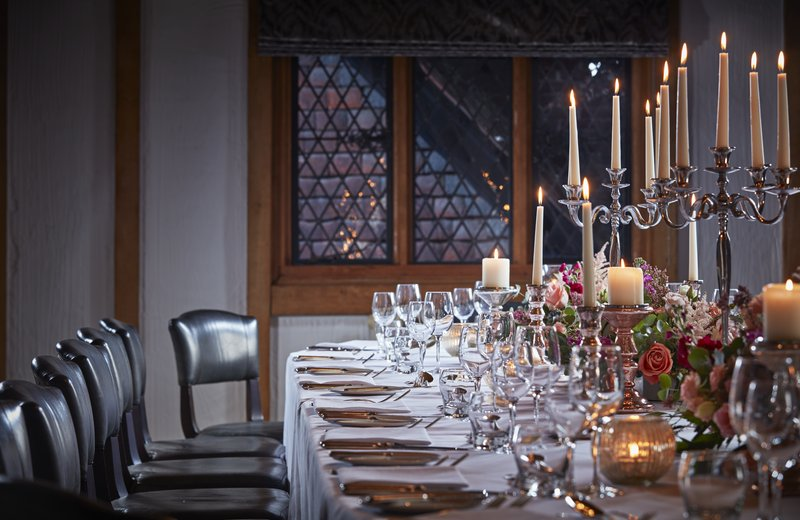 The Mowbray Private Dining Room