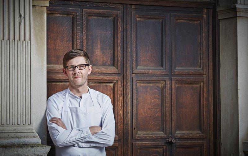 Head Chef Tony Parkin