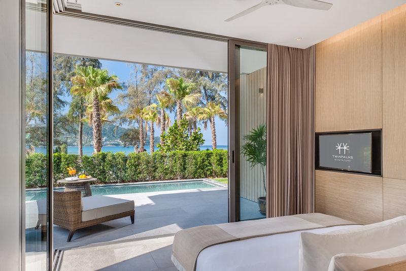 Grand Azure Seaview Pool Suite