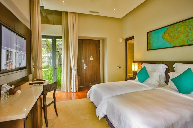 2 Bedroom Vana Villa Bedroom