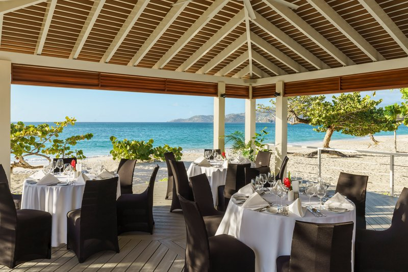 Beachside Pavilion Dinner