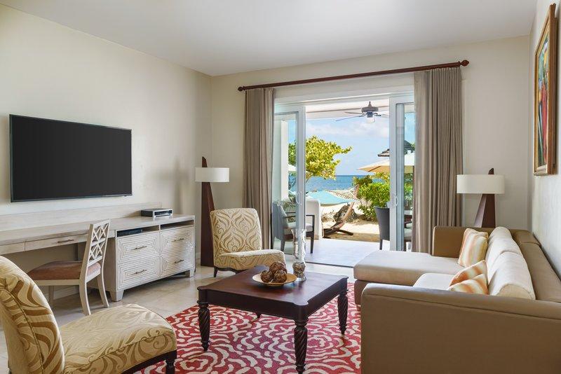 Royal Cinnamon Saffron Beach Suite