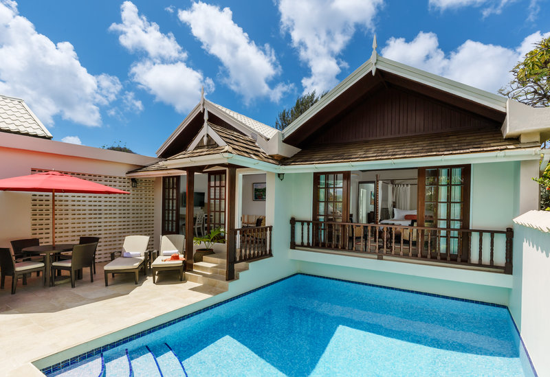 Royal Collection Pool Suite Exterior