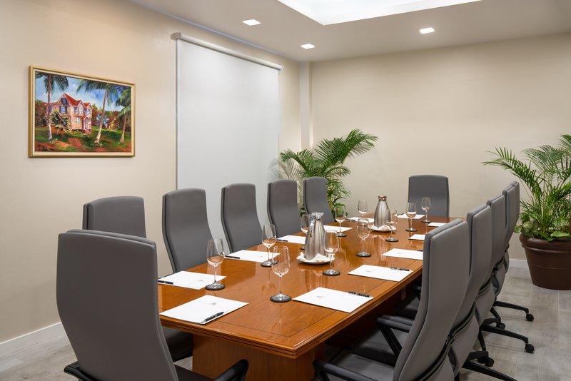 Spice Boardroom