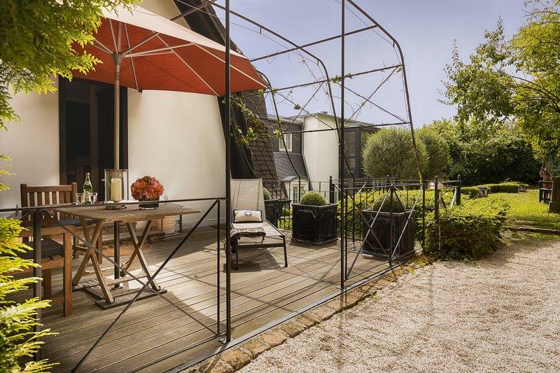 Deluxe Garden Suite Terrace