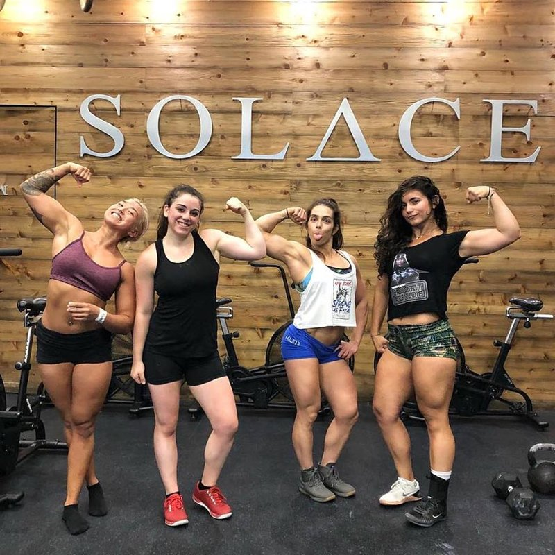 Solace New York- Complimentary Classes