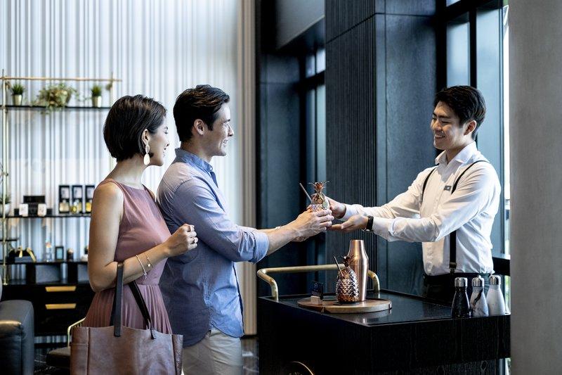 Welcome Signature Mocktails