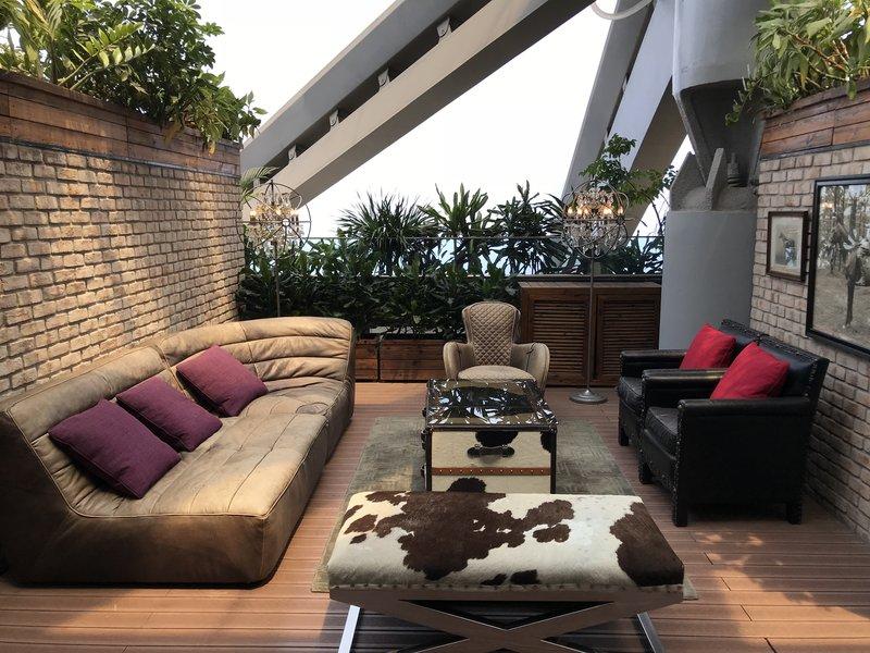Grand Deluxe Room Twin Terrace